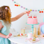 Throw a Simple Ice Cream Party at Home
