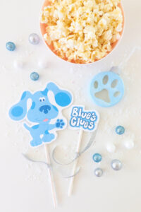 Blue's Clues and You! Inspired Holiday Ornaments