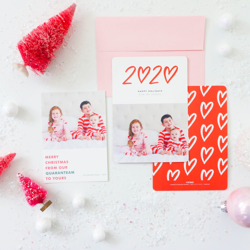 Our Holiday Cards 2020