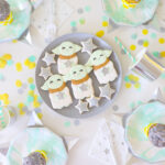 Our Little Boy's Baby Yoda 2nd Birthday Party
