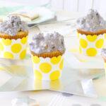 DIY Asteroid Cupcakes